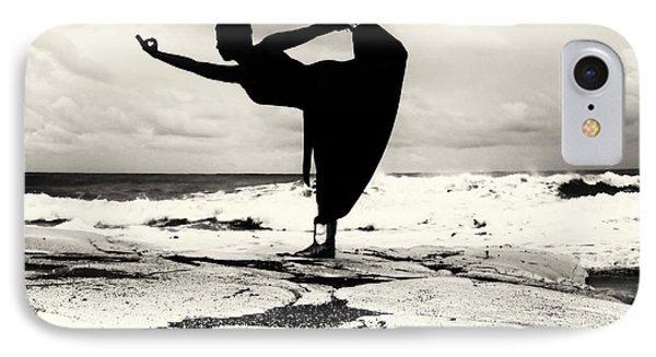 Yoga Balance IPhone Case by Stelios Kleanthous