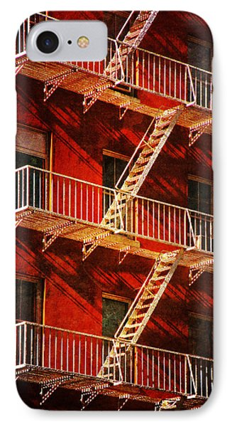 IPhone Case featuring the photograph York Avenue by Deborah Smith