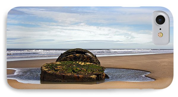 Yorkshire Coast Phone Case by Svetlana Sewell