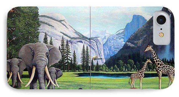 Yosemite Dreams Phone Case by Frank Wilson