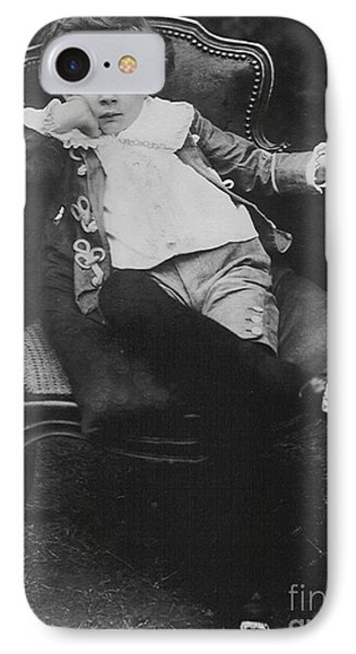 Young Aldous Huxley, English Author IPhone Case by Photo Researchers