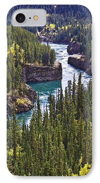 Yukon Territory, Canada Phone Case by Richard Wear