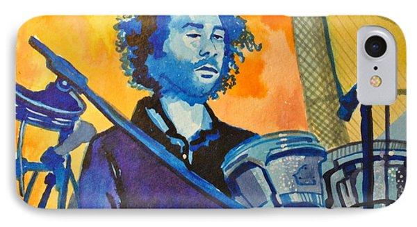 Yum Um Drum IPhone Case by Patricia Arroyo