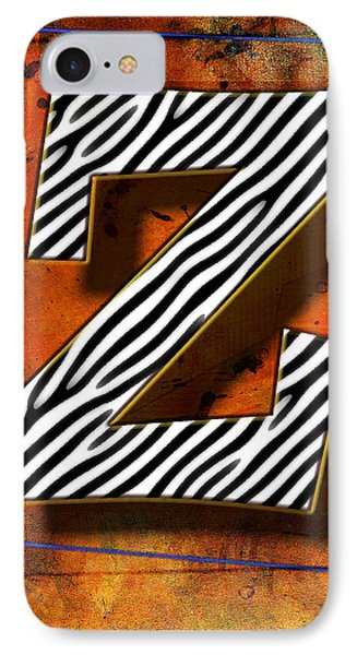 Z Phone Case by Mauro Celotti
