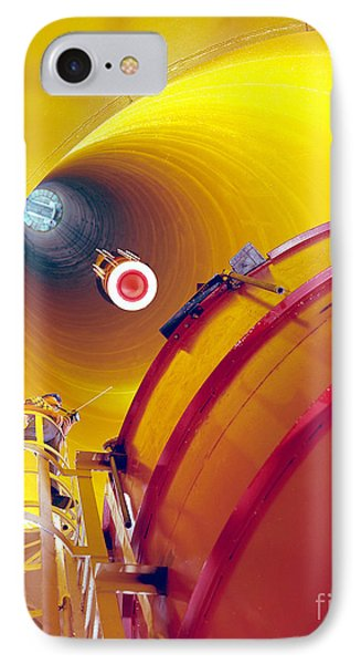 Zero Gravity Facility Phone Case by Nasa