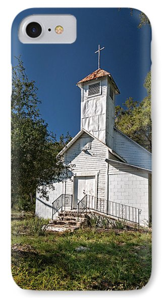 Zion Baptist Church Phone Case by Christopher Holmes