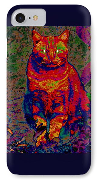 Zombie Cat IPhone Case