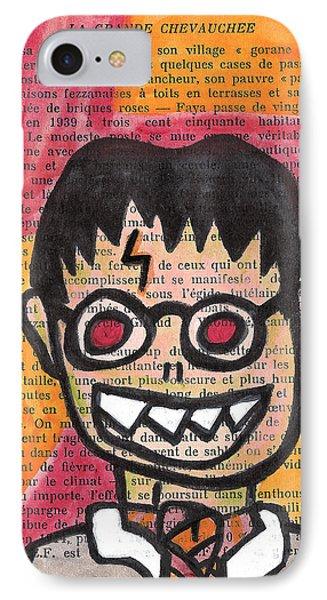 Zombie Harry Potter Phone Case by Jera Sky