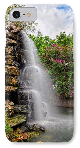 Zoo Waterfall IPhone Case