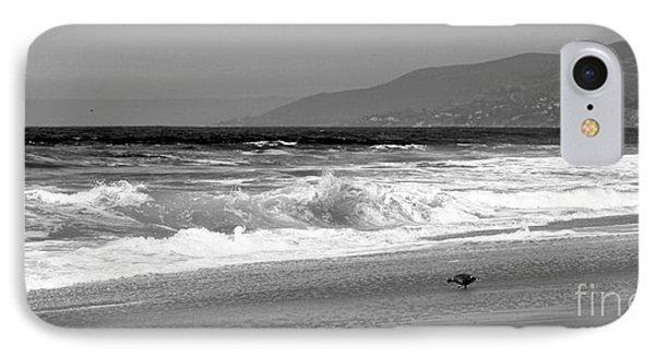 Zuma Beach Phone Case by John Rizzuto