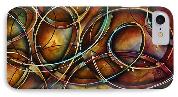 ' Dizzy ' IPhone Case by Michael Lang