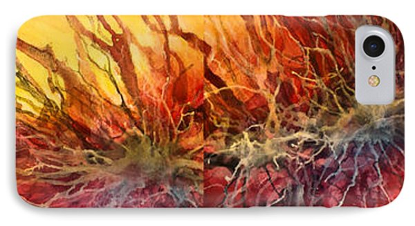 ' Gazing Into Creation ' IPhone Case by Michael Lang