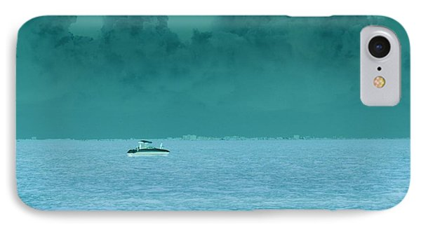 Approaching Storm  Phone Case by Florene Welebny
