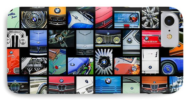 Bmw Art -01 IPhone Case by Jill Reger