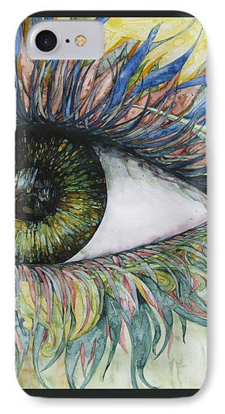 Eye For Details IPhone Case by Kim Tran