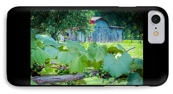 Fields Of Green IPhone Case by Karen Wiles