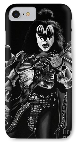 Gene Simmons IPhone Case
