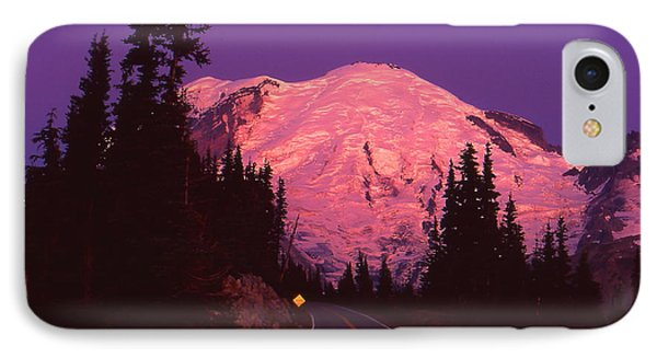 Highway To Sunrise IPhone Case by Ansel Price
