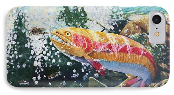 Not Your Average Goldfish IPhone Case