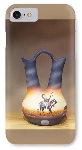 Clay Jug IPhone Case by Art Spectrum