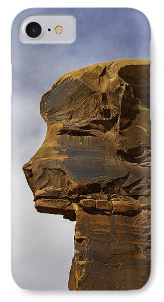 Pharaoh IPhone Case by Elizabeth Eldridge