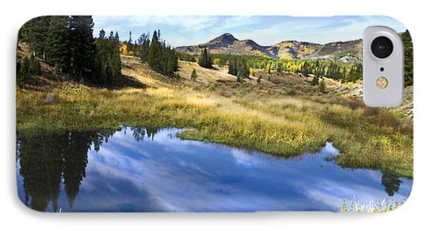 IPhone Case featuring the photograph  Road To Steamboat Lake by John Hix