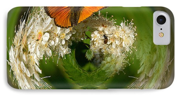 IPhone Case featuring the photograph  Scarce Copper 3 by Jouko Lehto