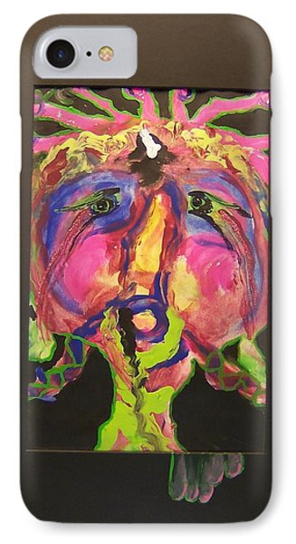 Self Portrait Phone Case by Deahn      Benware