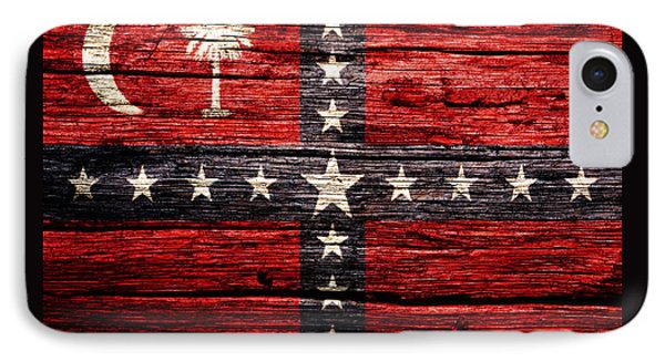 South Carolina Sovereignty Secession Flag 4w IPhone Case