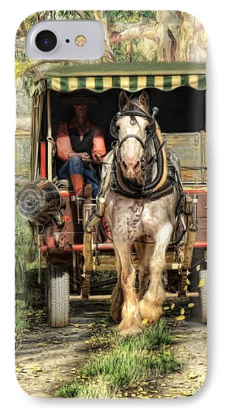 Take Me Home Country Road IPhone Case by Trudi Simmonds