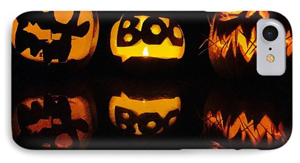 IPhone Case featuring the photograph  Texas Halloween - No. 2015 by Joe Finney