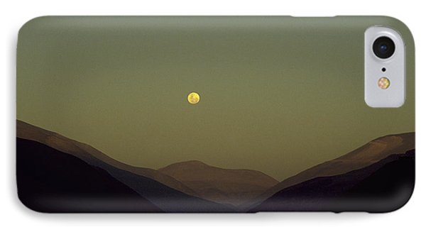 The Andes Mood IPhone Case by Michael Mogensen