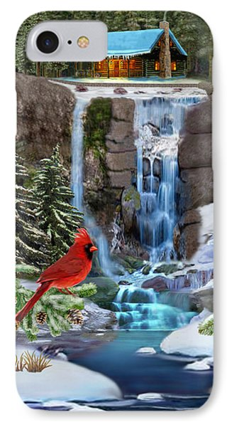 The Cardinal Rules IPhone Case by Glenn Holbrook