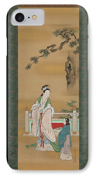 The Queen Mother Of The West IPhone Case