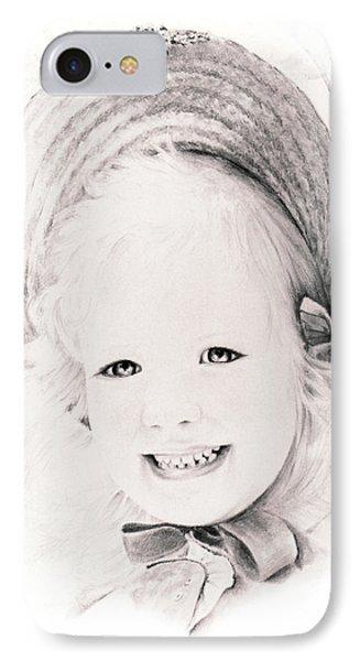 Trudy Phone Case by Rachel Christine Nowicki
