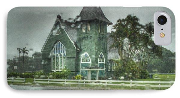 Waioli Huiia Church Kauai  IPhone Case