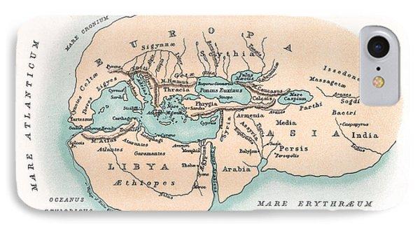 World Map Phone Case by Granger