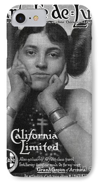 Hairstyle: Hopi, 1911 Phone Case by Granger