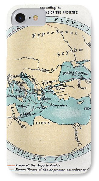Voyage Of The Argonauts Phone Case by Granger