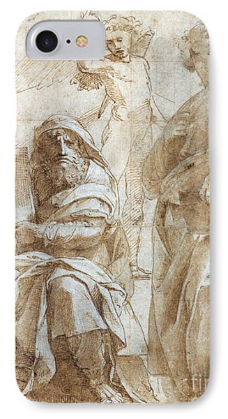Raphael: Study, C1510 Phone Case by Granger