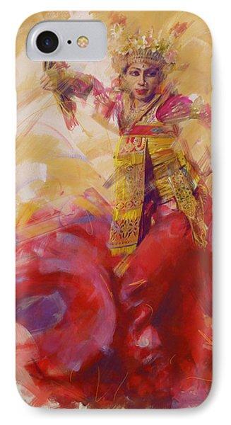 013 Kazakhstan Culture IPhone Case by Maryam Mughal