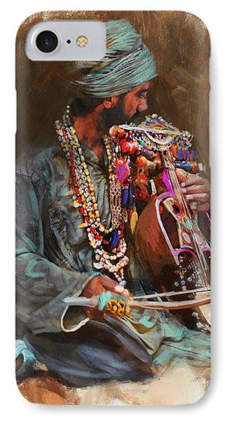 023 Sindh B IPhone Case by Mahnoor Shah