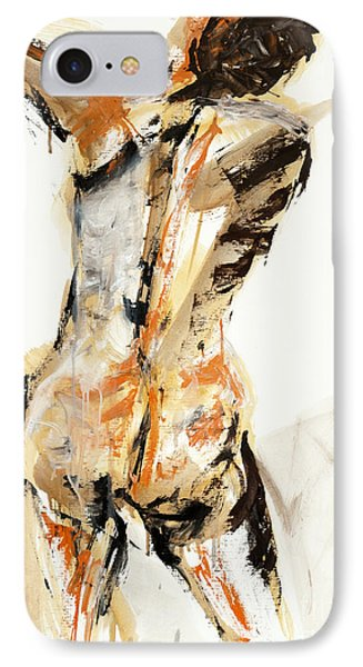 04936 Swinger IPhone Case by AnneKarin Glass