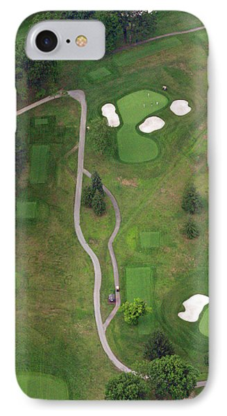 15th Hole Sunnybrook Golf Club IPhone Case by Duncan Pearson