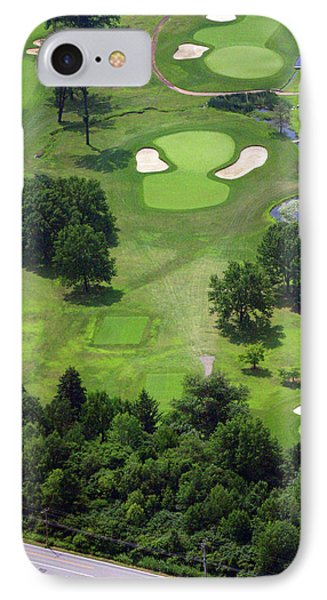 17th Hole Sunnybrook Golf Club IPhone Case by Duncan Pearson