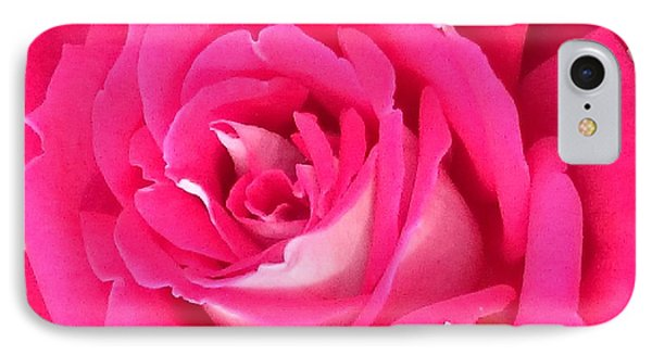 Bara Means Rose IPhone Case