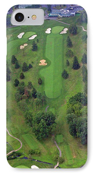 18th Hole Sunnybrook Golf Club IPhone Case by Duncan Pearson