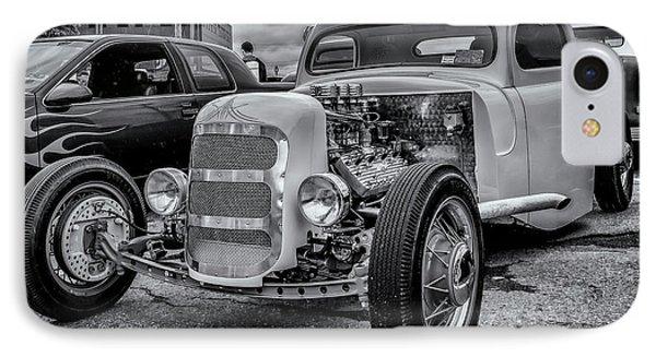 1948 Mercury Pickup Hot Rod Phone Case by Ken Morris