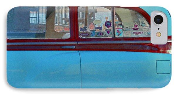 1954 Pontiac Chieftain Station Wagon Phone Case by Bill Owen