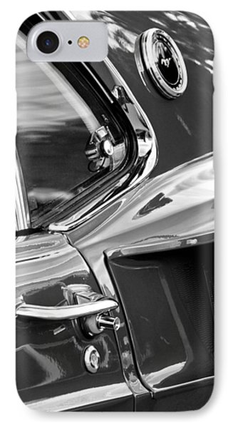 1969 Ford Mustang Mach 1 Side Scoop Phone Case by Jill Reger